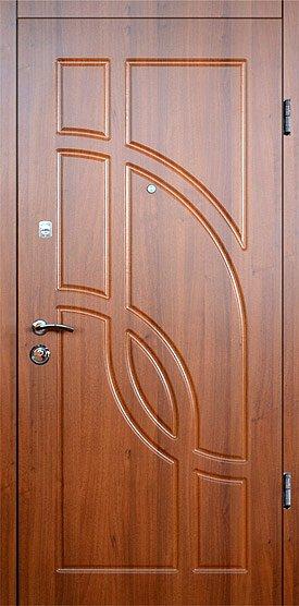 поставить металлическую тамбурную дверь эконом класса