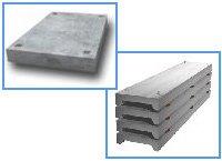 Плиты покрытия плоские