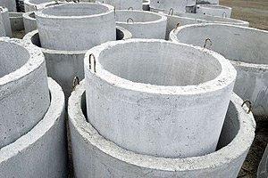 Кольца колодезные бетонные размеры цена