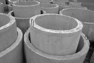 Купить бетонное кольцо для колодца, цена