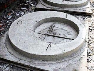 Купить бетонные кольца для колодца