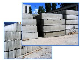 Фундаментные блоки размеры и цена