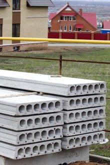 Купить панели ЖБИ для строительства дома